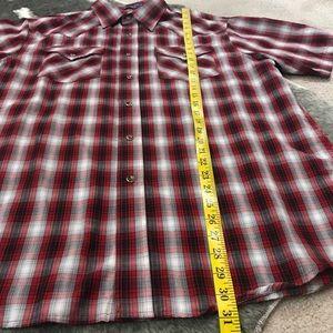 Pendleton Shirts - Pendleton Frontier SS Snap Button Shirt
